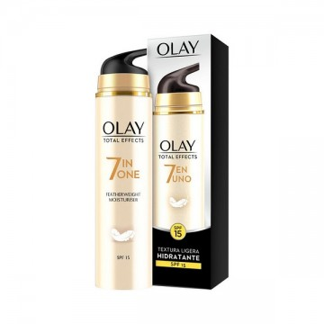 Krem Nawilżający Anti-Ageing Total Effects Olay SPF 15 (50 ml)
