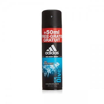 Dezodorant w Sprayu Ice Dive Adidas (200 ml)