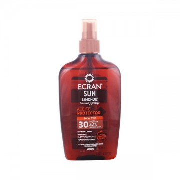 Sunscreen Oil Ecran SPF 30 (200 ml)