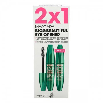 Volume Effect Mascara Big & Beautiful Eye Opener Astor (2 uds)