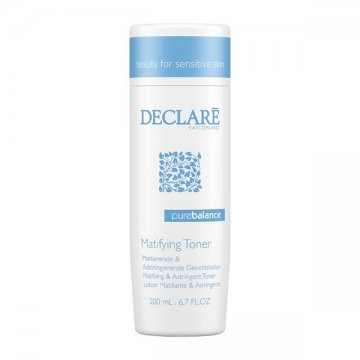 Tonik do Twarzy Pure Balance Matifying Declaré (200 ml)